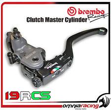 Pompa frizione  RCS radiale BREMBO 19 X 18-16 VARIABILE cod. 110A26370