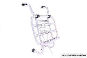 Stainless-steel-folding-front-rack-carrier-vespa-LX50-LX125-LX150-LXV