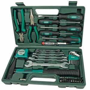 Bruder-Mannesmann-47-Piece-Tool-Set-Pliers-DIY-Household-Fix-Repair-29032