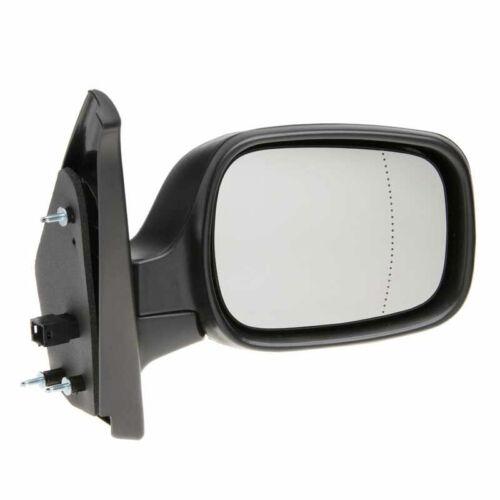 Renault Kangoo /& Fits Nissan Kubistar Drivers//OS Car Door// Wing Mirror Heated