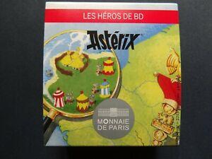 Frankreich-10-Euro-Asterix-Gedenkmunze-2013-PP-Silber-OVP