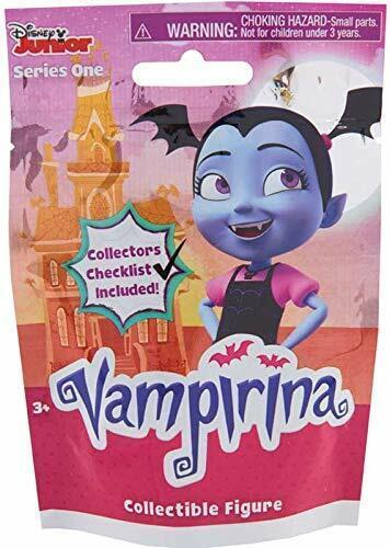 Vampirana ~ Boo Figure ~ Mini Collectable Figure In Blind Bag