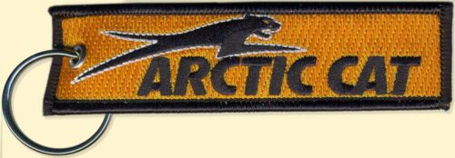 green ATVs orange for Snowmobiles red outdoors Arctic Cat Key Chain