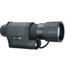 Brand Infrared Night Vision Monocular Binoculars Telescopes 100m IR RG-55 5X50