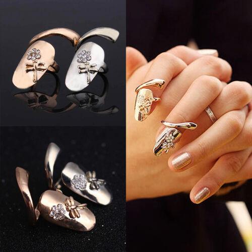Bijoux de mariage en soie design bijoux strass bague pointe de do IY