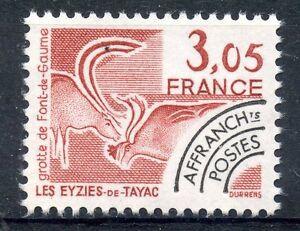 STAMP / TIMBRE FRANCE NEUF PREOBLITERE N° 173 ** LA GROTTE DE FONT DE GUNE