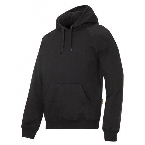 Snickers Workwear 2800 Classic Hoodies Mens Hoodies SnickersDirect Black
