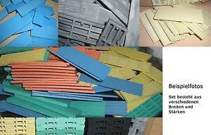 DISTANZKLOTZE-verschiedene-Staerken-3000-Gramm-3-0-kg-2-x-Kunststoffbox