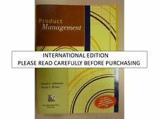 lehmann and winer%2C product management%2C mcgraw hill%2Firwin  Product Management by Donald R. Lehmann and Russell S. Winer (2004 ...