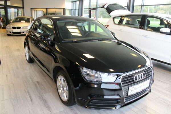 Audi A1 1,4 TFSi 122 Ambition SB S-tr. - billede 4