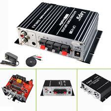 700W 12V Mini Hi-Fi Stereo Audio Verstärker Amplifier Amp Mp3 iPod Auto Boat RCA