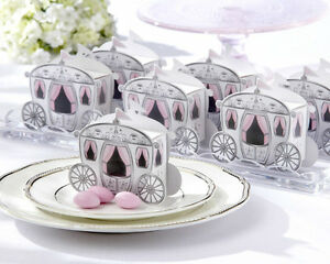 image is loading enchanted carriage fairytale wedding bridal shower favor boxes