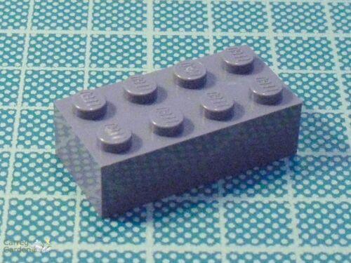 Lego briques tuiles pièces en pierre noire gris-choix nouveau