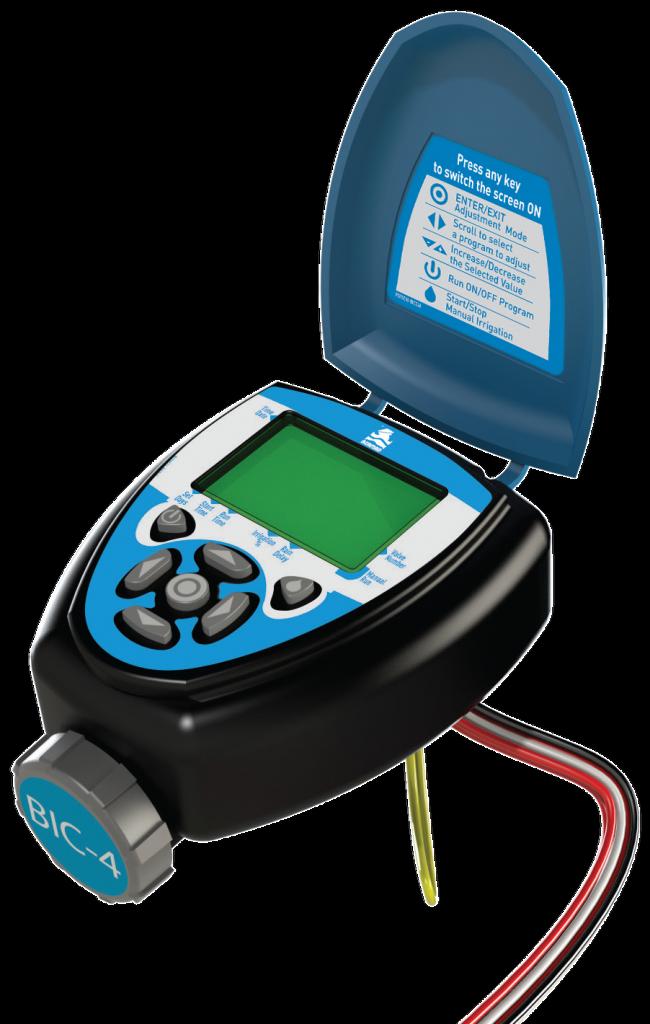 Bermad BIC4 Garden Water Irrigation Battery Controller 3/4