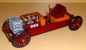 RIO-1-43-MADE-IN-ITALY-AUTO-DIE-CAST-FORD-999-BORDEAUX-ART-4337-USATO