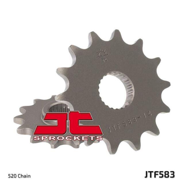 piñón delantero JTF583.14 para Yamaha TT250 R (4PXA,4PX9) 2003-2004