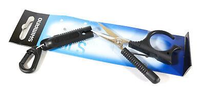 Shimano CT-523N P.E Scissors Sheath Carabiner Size 130x37x9 cm Black 413604