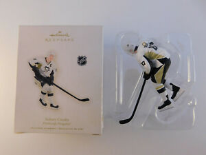 Pittsburgh Penguins Sidney Crosby NHL Hallmark 2009 Hockey ...