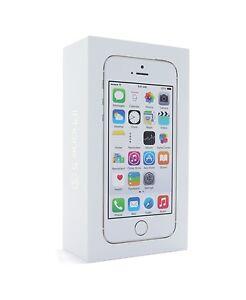 iPhone-5S-Gold-OVP-Originalverpackung-Karton-Verpackung-Schachtel-Box-Deutsch