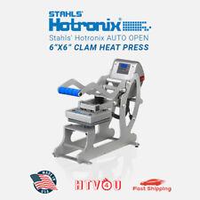 Stahls Hotronix 6 X 6 Heat Press Stx6 120