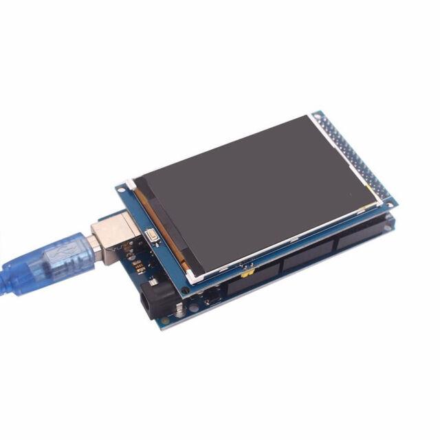 """3.5"""" IPS TFT LCD Display 480*320 HX8357C 5V/3.3V 36 Pins Arduino Mega2560 BSG"""