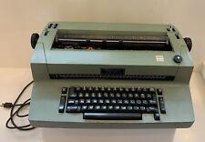 Ibm Selectric Ii Green Typerwriter Correcting For Parts Or Repair Electric 1970s
