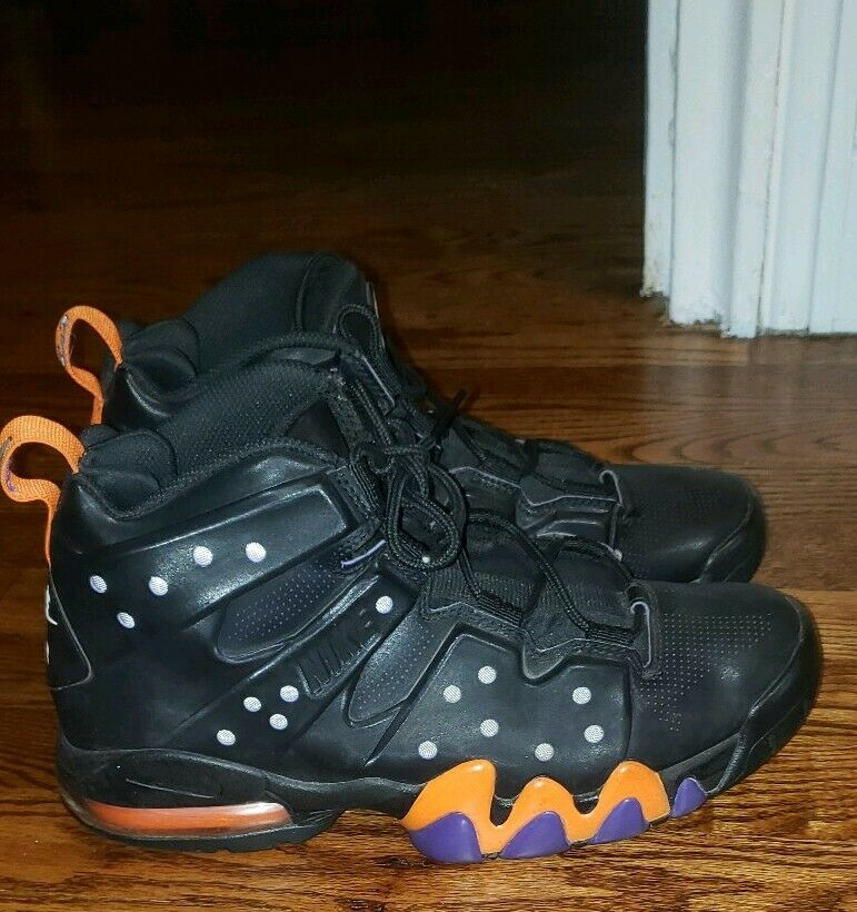 Nike Air Max CB34  PHOENIX SUNS AWAY  Size 10 Purple and orange