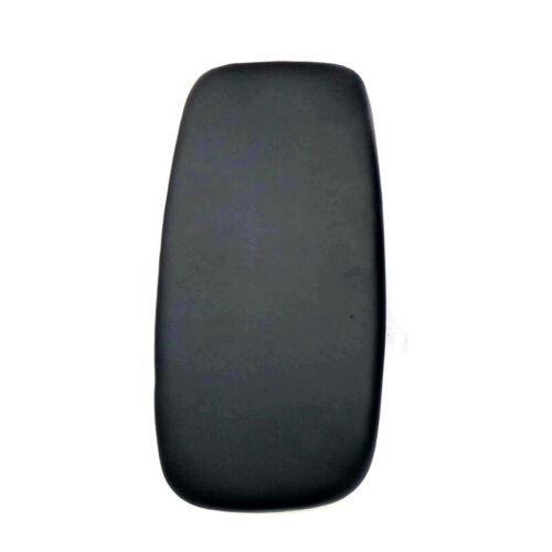 Bicycle Comfort Gel Rear Bike Seat Pad Cushion Cover Back Rest Saddle Black Soft