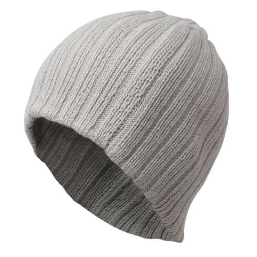 Gogo Unisex Cappuccio Berretto a maglia in diversi colori mantiene caldi