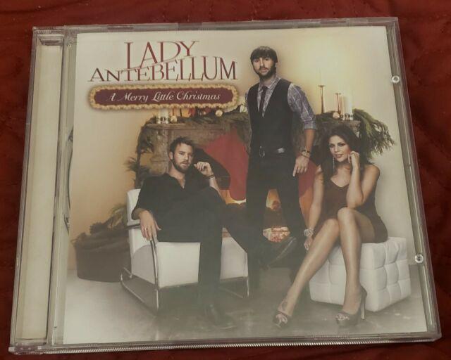 Lady A (Lady Antebellum) - A Merry Little Christmas CD   eBay
