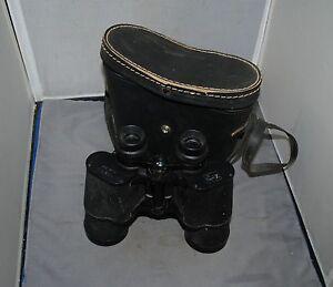 Zenith-Field-Binoculars-With-Case-Vintage-Original-Zenith-Filed-Binoculars
