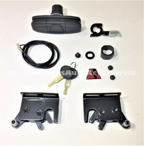 LEER Truck cap and Tonneau cover Handle # 113436 and Latches 83514 83515 combo