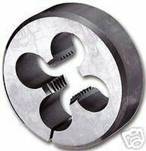 HSS-Circular-Split-Die-BSF-British-Standard-Fine-1-4-x-26-1-4-034-13-16-034-OD