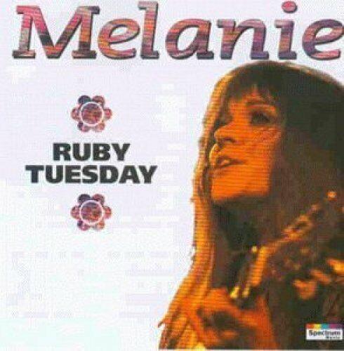 Melanie Ruby Tuesday (compilation, 18 tracks, 1968-72/94)  [CD]