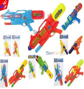 Large-Water-Gun-Pump-Action-Super-Soaker-Sprayer-Outdoor-Beach-Garden-Toy