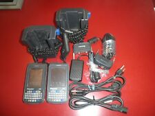 LOT 2X Intermec CN3 Handheld Mobile Computer Kits with Windows Mobile 5.0