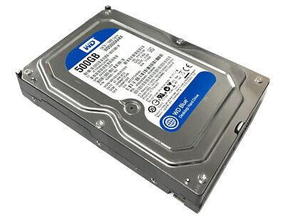 WD5000AAKX 500GB 7200 RPM SATA 6 Gb//s 16MB 3.5 Inch Desktop Hard Drive
