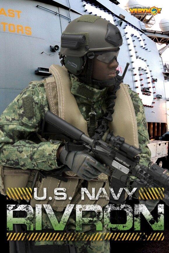 Muy Caliente US Navy Rivron conjunto 1 6