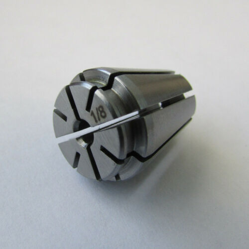 """Fisher Precise Style SRP 7 Collet 1//8/"""" ID"""
