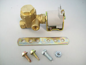 LPG-Under-bonnet-90-Degree-Gas-Lock-Off-Solenoid-Valve-amp-Filter