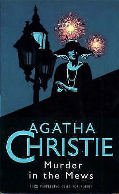 Murder in the Mews by Agatha Christie (Paperback, 1995)