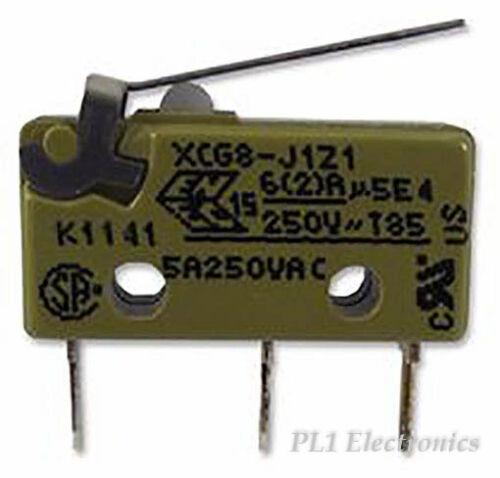 LEVA Burgess xcg8-j1z1 MICROSWITCH V4