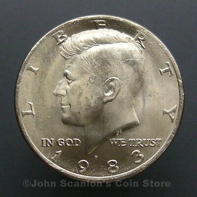 2013 P D S John Kennedy Proof /& BU Half Dollars From Mint Sets Combined Shipping