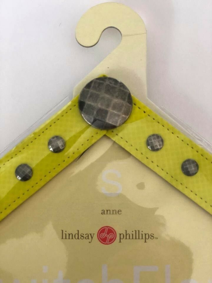 Lindsay Phillips Interchangeable Straps Anne BNWT Size Small