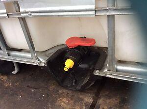 IBC Reducer Tap Hose Cap Water Standard Fit Stillage Tank Outlet Hose 1000 Litre