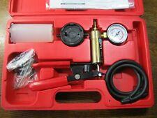 New Listingsealey Vs402 Vacuum Tester And Brake Bleeding Kit
