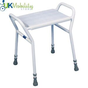 Fine Bariatric Heavy Duty 25 Stone Shower Seat Chair Stool Inzonedesignstudio Interior Chair Design Inzonedesignstudiocom