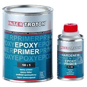 2K-Epoxy-Primer-Troton-Grundierung-10-1-Fueller-Haftgrund-1-1kg-inkl-Haerter