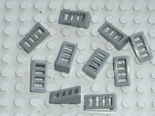 Lego star wars DkStone brick slope GRILLE ref 61409//set 7938 7673 8037 8019...