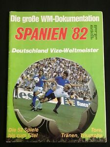 DIE-GROBE-WM-DOKUMENTATION-SPANIEN-82-DEUTSCHLAND-VIZE-MUNDIAL-1982